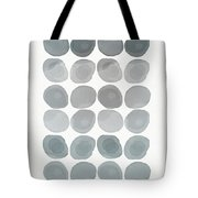 Neutral Stones- Art By Linda Woods Tote Bag