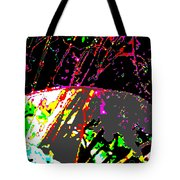Neutrinos At Play Tote Bag by Eikoni Images