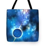 Neutron Star Tote Bag by Corey Ford