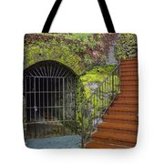 Nevada City Cave Tote Bag