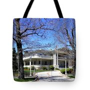 Nevada Governors Residence Tote Bag