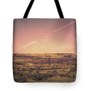 Nevada Usa Valley Of Fire  Tote Bag