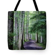 Never Ending Trail Tote Bag