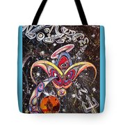 Never Lonely' Tote Bag