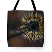 Never The End Tote Bag