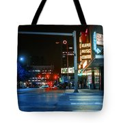 Never The Right Time Tote Bag by Break The Silhouette