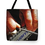 Never Tired ... Tote Bag