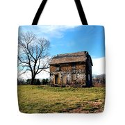 Never Too Late To Go Home Tote Bag