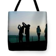 New Age Of The Selfie Tote Bag