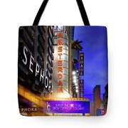 New Amsterdam Theatre Tote Bag