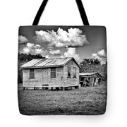 New And Old House Tote Bag