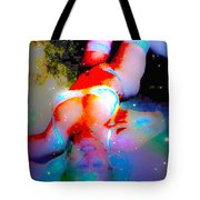 New Background Nude Tote Bag