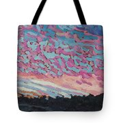 New Beginning Sunrise Tote Bag