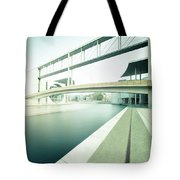 New Berlin Architecture - The Government District Tote Bag