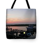 New Bern Reverie Tote Bag by Gina Harrison