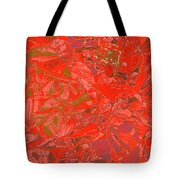 New Bloom Orchid 20 Tote Bag