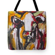 New Breed Cow 3 Tote Bag