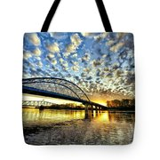 New Bridge Tote Bag