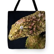 New Caledonian Giant Gecko Tote Bag