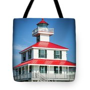 New Canal Lighthouse - Nola Tote Bag