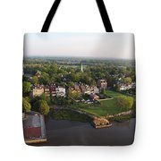 New Castle, Delaware Tote Bag