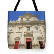 New Cathedral Of Coimbra Tote Bag