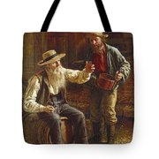 New Cider Tote Bag