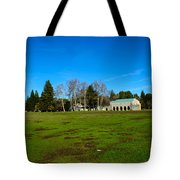 New Clairvaux Abbey Tote Bag