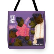 New Cubs On The Block Tote Bag