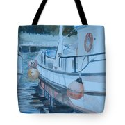 New Dawn In The Late Afternoon Tote Bag