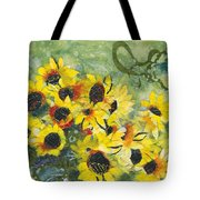 New Dawn Tote Bag