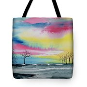 New Day Dawn  Tote Bag
