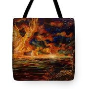 New Day Rising Tote Bag