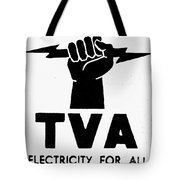 New Deal: Tva Symbol Tote Bag