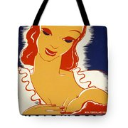 New Deal: Wpa Poster, 1936 Tote Bag by Granger