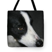 New Dog Friend Tote Bag