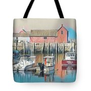 Rockport, Massachusetts Tote Bag