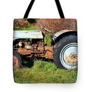 New England Ford Tote Bag