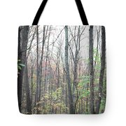 New England Forest Tote Bag