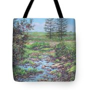 New Forest Ditch Tote Bag