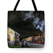 New Freedom Pa Steam Train Tote Bag