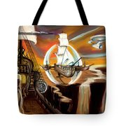 New Frontiers Tote Bag