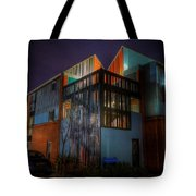 New Hall Stairwell Tote Bag