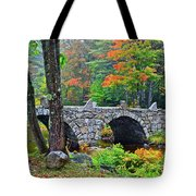 New Hampshire Bridge Tote Bag
