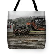 New Hampshire Central Railroad Central Office Tote Bag