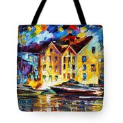 New Harbor Tote Bag