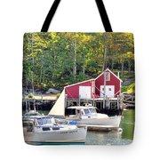 New Harbor Tote Bag