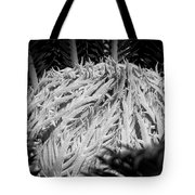 New Heart Black And White Tote Bag