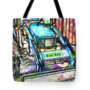 New Holland Workmaster 75 Tractor  2 Tote Bag