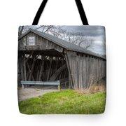 New Hope Covered Bridge  Tote Bag
